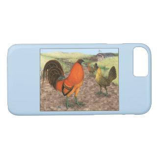 Game Fowl on the Farm Case-Mate iPhone Case