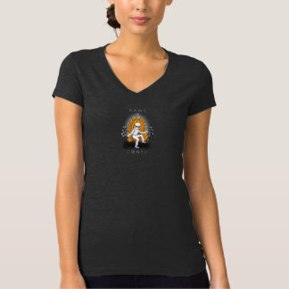 Game of Cones Women's V-neck T-shirt