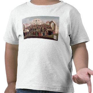 Game of Football at Sant'Alvise, Venice Tshirt