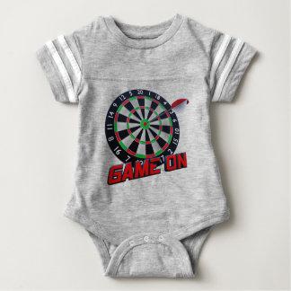GAME ON BABY BODYSUIT