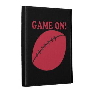 Game On iPad Folio Covers