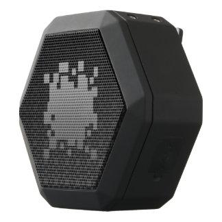 Game On! dark Boombox Black Bluetooth Speaker