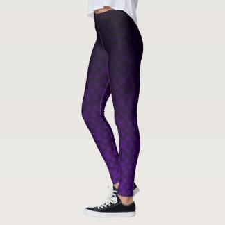Game On! dark purple Leggings