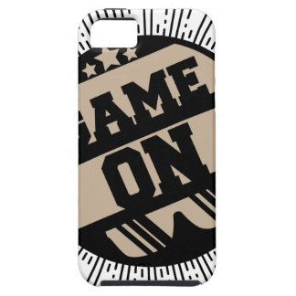 Game on iPhone 5 case