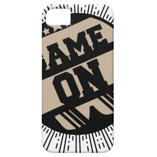 Game on iPhone 5 cover