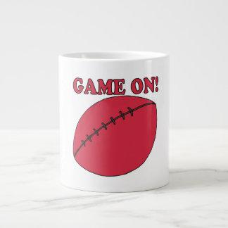 Game On Jumbo Mug