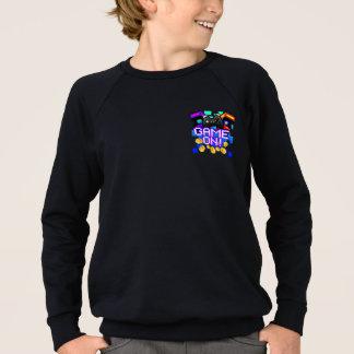 Game On! Kids dark Sweatshirt