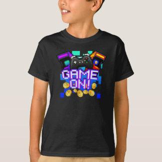 Game On! Kids dark T-shirt
