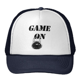 Game On Lock Hats