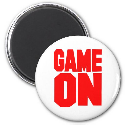 Game on magnets