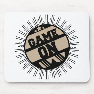 Game on mouse pad