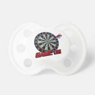 GAME ON PACIFIER