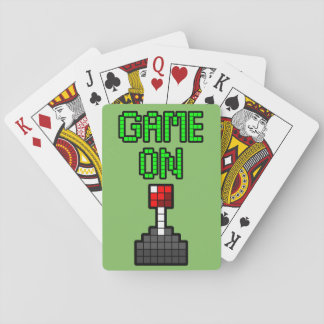 Game On Playing Cards