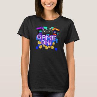 Game On! Women's dark T-shirt