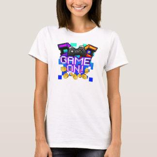 Game On! Women's white T-shirt