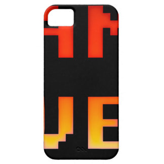 Game over 8bit retro iPhone 5 covers
