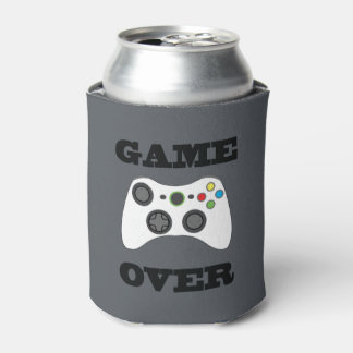 Game Over Can Cooler