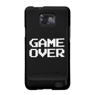 Game Over Samsung Galaxy S2 Cases