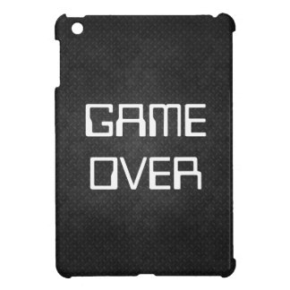 GAME OVER COVER FOR THE iPad MINI