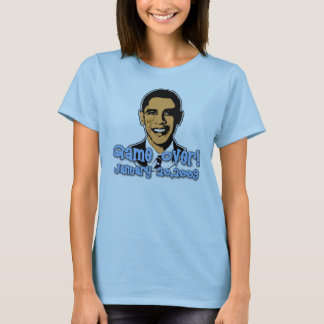 Game Over! Obama's Inauguration Day T-Shirt