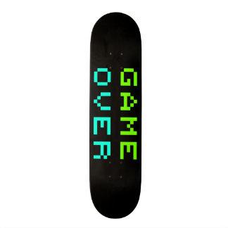 Game Over Skate Decks