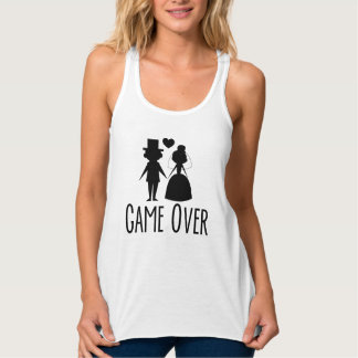 Game Over Wifey Tank Top