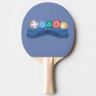 game ping pong paddle