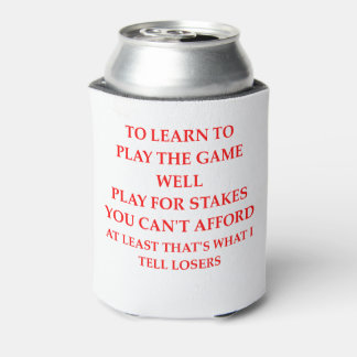 game player can cooler