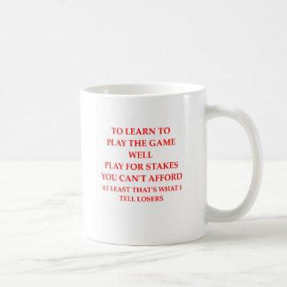 game player coffee mug