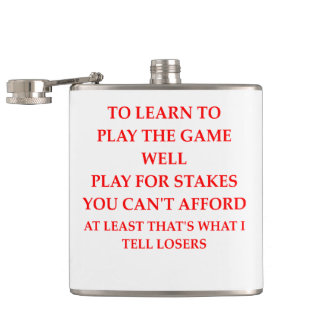 game player flask
