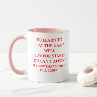 game player mug