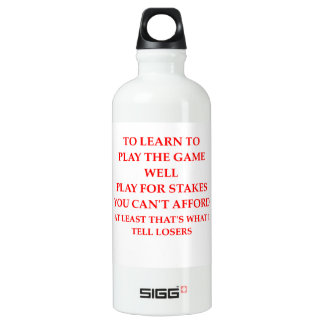 game player water bottle