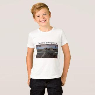Game-Print T-Shirt, Big Boys T-Shirt