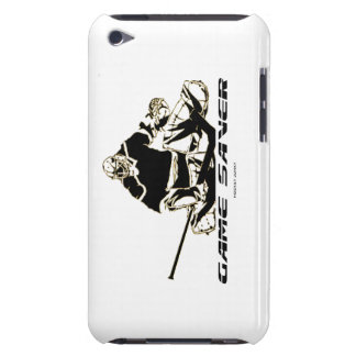 GAME SAVER iPod TOUCH Case-Mate CASE