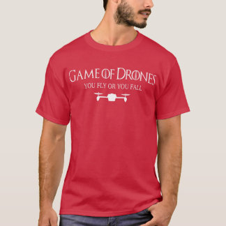 Game shirt of Drones
