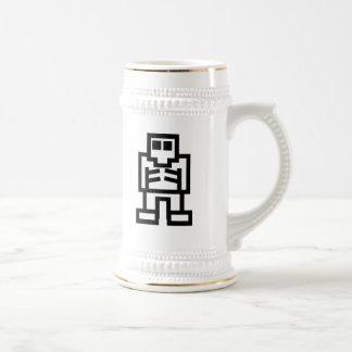 Game Skeleton mug