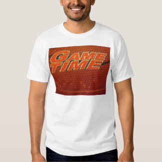 GAme time Football T-shirt