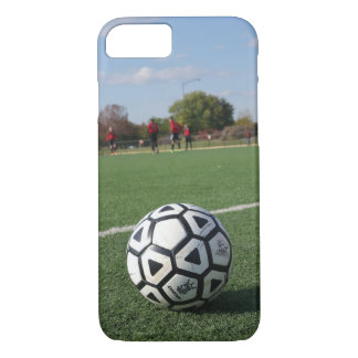 Game Time Perspective - Soccer / Futbol iPhone 7 Case