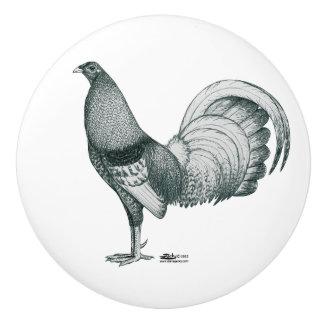 Gamecock Crele or Dom Ceramic Knob