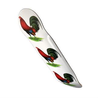 Gamecock:  Dark Red Skateboard Decks