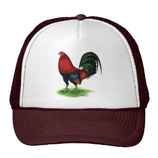 Gamecock:  Dark Red Trucker Hat