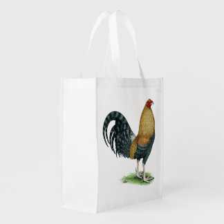 Gamecock:  Dom or Crele Reusable Grocery Bag
