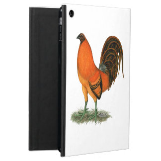 Gamecock Ginger Red Rooster Case For iPad Air