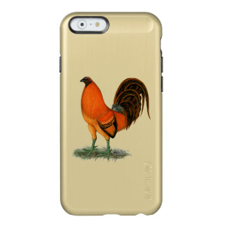 Gamecock Ginger Red Rooster Incipio Feather® Shine iPhone 6 Case