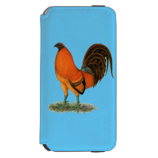 Gamecock Ginger Red Rooster Incipio Watson™ iPhone 6 Wallet Case