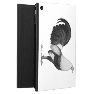 Gamecock Grey Duckwing iPad Air Covers