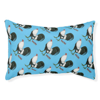 Gamecock Macho Duckwing Pet Bed