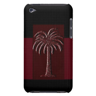 Gamecock Palm-Design 1 Barely There iPod Cover