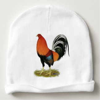 Gamecock Wheaten Rooster Baby Beanie