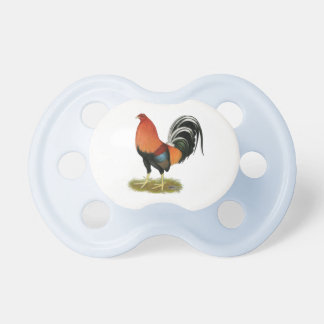 Gamecock Wheaten Rooster Baby Pacifier